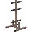 Body-Solid Olympic Plate Tree & Bar Holder, Free Shipping!