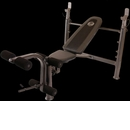 Cap Barbell Mid Width Bench