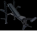 Cap Barbell Standard Bench With Butterfly Attachment