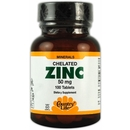 Country Life Zinc, 50mg/100 Tablets