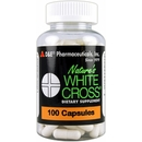 D&E Nature's White Cross, 100 Capsules