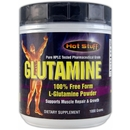 Hot Stuff Nutritionals Glutamine, 1000 Grams