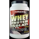 IronMagLabs Whey Protein Isolate, 29.68 Oz., Strawberry Cream