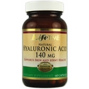LifeTime Natural Hyaluronic Acid, 140mg/60 Capsules