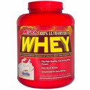 Strawberry - 2 Lbs - Met-Rx 100% Ultramyosyn Whey
