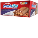 Choc. Roasted Peanut w/Caramel - Box Of 12 - Met-Rx Protein Plus Food Bars