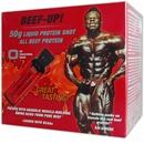 MuscleMeds Carnivor Liquid Protein, 1 - 4 Fl. Oz. Bottle, Power Punch