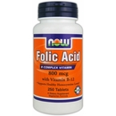 250 Tablets - NOW Folic Acid