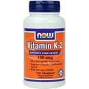 100 Vcaps - NOW Vitamin K-2
