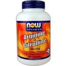 NOW Arginine & Citrulline, 120 Capsules