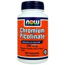 100 Capsules - Twin Pack - NOW Chromium Picolinate