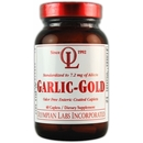 Olympian Labs Garlic-Gold, 60 Caplets