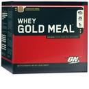 Chocolate Cream - 20 Packets - Optimum Whey Gold Meal