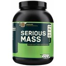 Chocolate - 12 lbs - Optimum Serious Mass Protein Powder