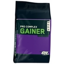 Double Chocolate - 5.08 lbs - Optimum Pro Complex Gainer Protein Powder