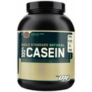Chocolate Creme - 4 lbs - Optimum Gold Standard Natural 100% Casein Protein Powder