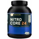 Strawberry Milkshake - 6 lbs - Optimum Nitro Core 24 Protein Powder