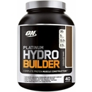 Vanilla Bean - 40 Servings - Optimum Platinum Hydrobuilder Protein Powder