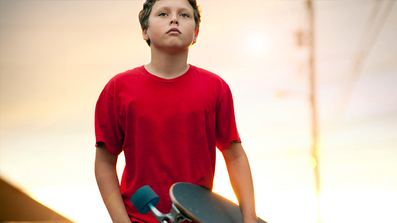 Boy-skateboard