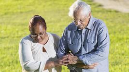 Caregiver-couple
