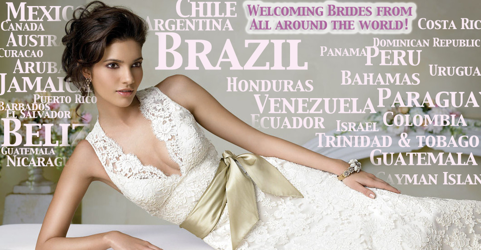 Alegria\'s Brides — Shop Bridal with Style — Miami, FL