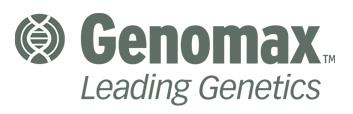 Genomax logo