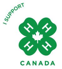 I-support-4-H Logo