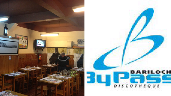 Argentinian restaurant ⇨ Nightclub