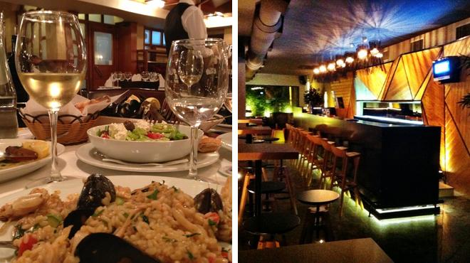 Italian restaurant ⇨ Lounge