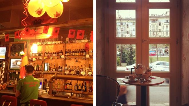 Tea room ⇨ Bar