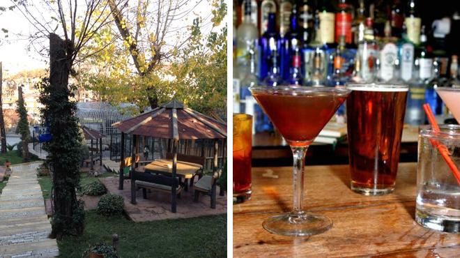 Eastern european restaurant ⇨ Delicious Cocktails