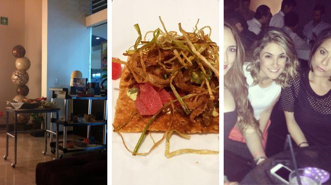 Couple's Massage ⇨ Seafood restaurant ⇨ Beer garden