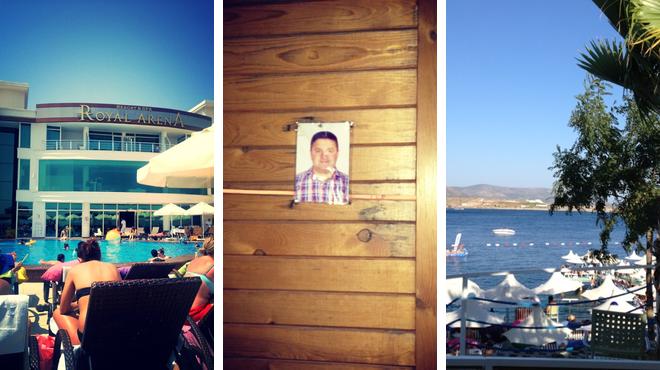 Couple's Massage ⇨ Mediterranean restaurant ⇨ Beach