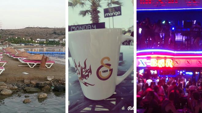 Beach ⇨ Mediterranean restaurant ⇨ Other nightlife