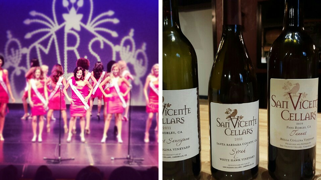 Theater ⇨ Wine Tasting