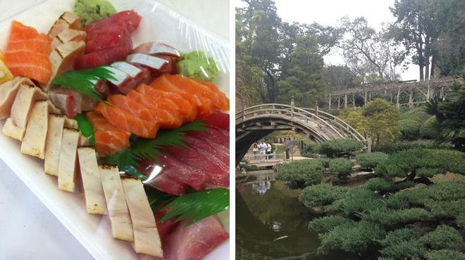 Japanese restaurant ⇨ Garden