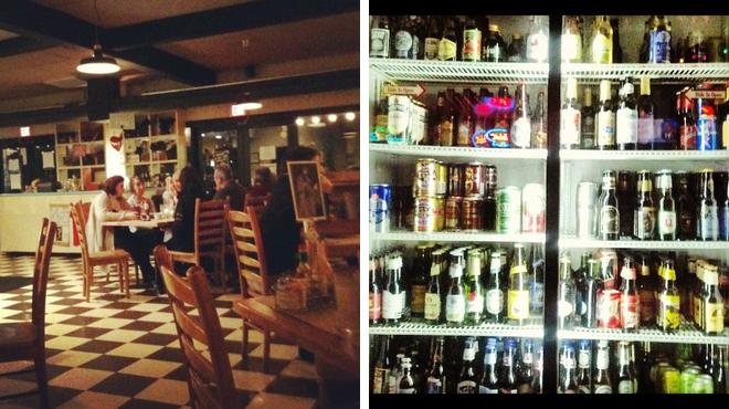 Southern / soul food restaurant ⇨ Bar