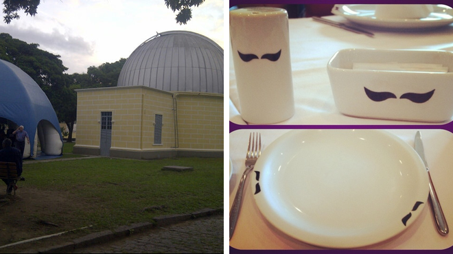 Science Exhibits ⇨ Portuguese restaurant