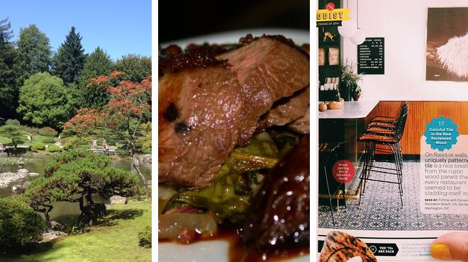 Garden ⇨ Spanish restaurant ⇨ Bar