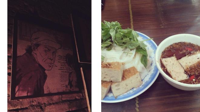 Music venue ⇨ Vietnamese restaurant