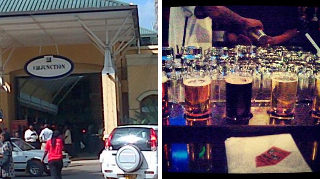 Mall ⇨ Brewery