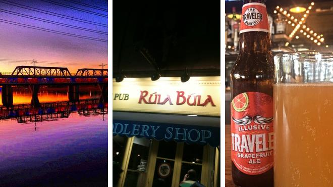 Lake ⇨ Irish pub ⇨ Bar