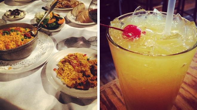 Spanish restaurant ⇨ Bar