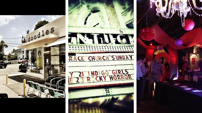 Movie theatre pub lexington