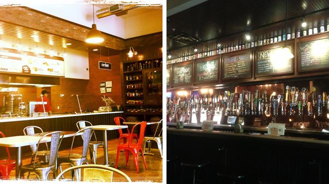 Mediterranean restaurant ⇨ Pub