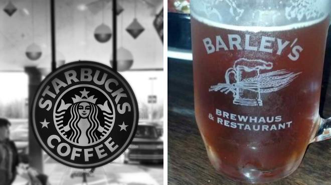 Coffee shop ⇨ Bar