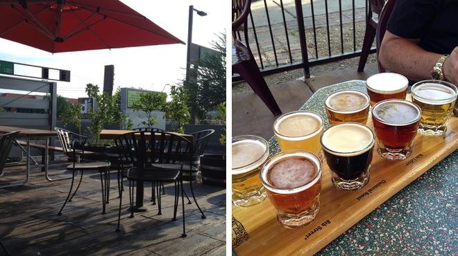 American restaurant ⇨ Brewery