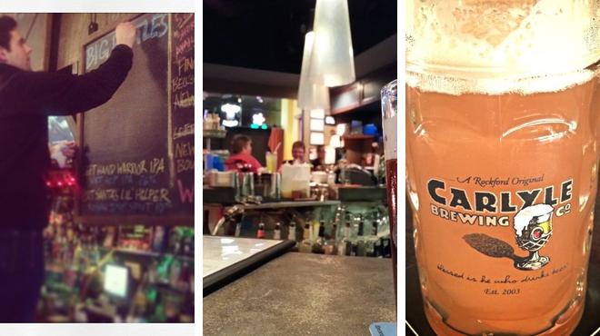 Music venue ⇨ Gastropub ⇨ Brewery