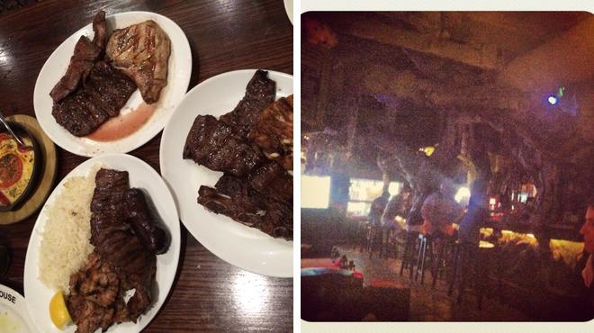 Argentinian restaurant ⇨ Lounge