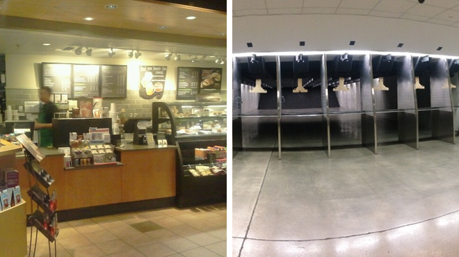 Coffee shop ⇨ Athletics & sports
